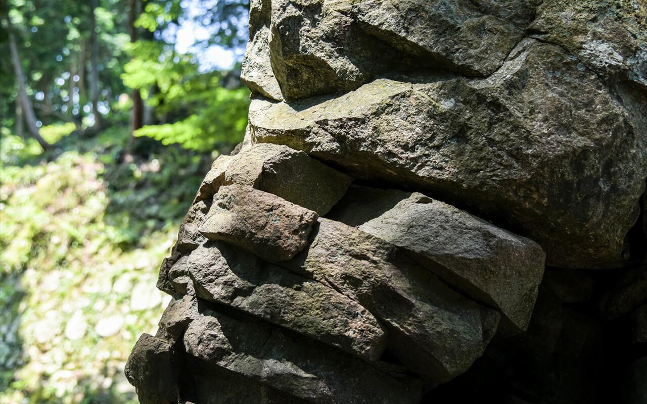 安土城之石垣遺跡